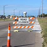 Rock Road closure