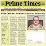 August 2017 Prime Times Newsletter