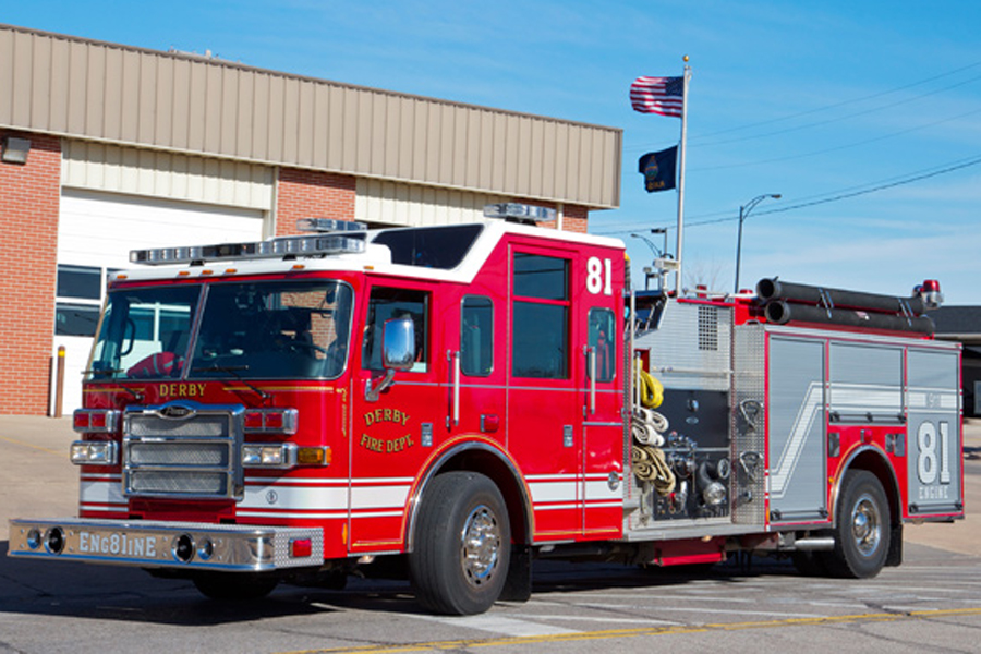 Station 81 Engine