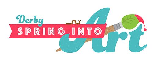 Spring Into Art logo