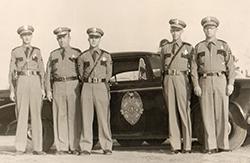 Derby Police Dept. 1956
